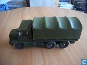 Berliet Gazelle 6x6 Army Truck