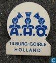 A.H.O. Tilburg-Goirle Holland [blauw]
