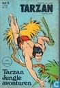 Tarzan, Jungle avonturen