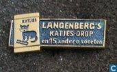 Langenberg katjes-drop en 15 andere soorten [blauw