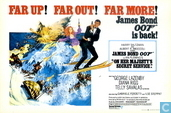 EO 00729 - Bond Classic Posters - On Her Majesty's Secret Service