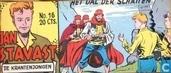Strips - Jan Stavast - Het dal der schatten