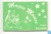 Magic Mouse - Buwalda - groen