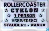 Cyklon Rollercoaster - Staubert