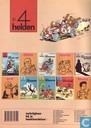 Strips - 4 Helden, De - De 4 helden en de tsarenschat