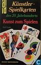 Künstler-Spielkarten des 20. Jahrhunderts