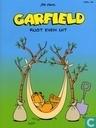 Garfield rust even uit