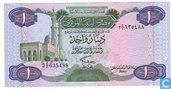 Libya 1 Dinar