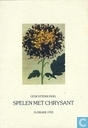 Spelen met chrysant