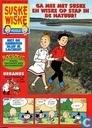 Bandes dessinées - Suske en Wiske weekblad (tijdschrift) - 2001 nummer  34