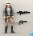 Rebel Fleet Trooper (With Blaster Pistol and Rifle)