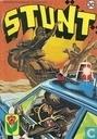 Bandes dessinées - Stunt - Biljet van de angst