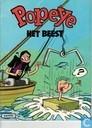 Comic Books - Popeye - Het beest