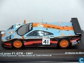 McLaren F1 GTR - BMW
