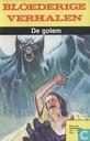 Comic Books - Bloederige verhalen - De Golem