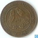 Südafrika ¼ Penny 1946
