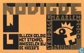 Genodigde Stripdagen Haarlem 2000 VERKEERDE RUBRIEK -> Toegangskaarten