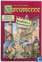 Carcassonne - Kooplieden en bouwmeesters