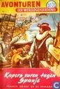 Comic Books - Avonturen der wereldgeschiedenis - Kapers varen tegen Spanje, Francis Drake en de Armada