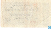Banknoten  - Deutsche Reichsbahn - Berlin - Berlin (Reichsbahn) 100 Millionen Mark