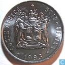 Zuid-Afrika 10 cents 1983