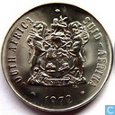 South Africa 1972 50 cents