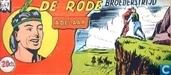 Bandes dessinées - Rode Adelaar, De - Broederstrijd