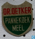 D farine à crêpes Oetker