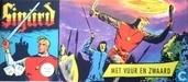 Strips - Sigurd - Met vuur en zwaard