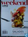 Salades en zomerse gerechten