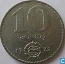 Hongarije 10 forint 1972
