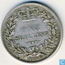Vereinigtes Königreich 1 shilling 1880