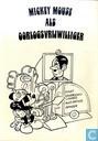 Mickey Mouse als oorlogsvrijwilliger