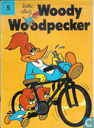 Bandes dessinées - Chilly Willy - Woody Woodpecker 5