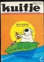 Comic Books - Kuifje (magazine) - Verzameling Kuifje 127