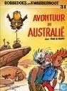 Comic Books - Spirou and Fantasio - Avontuur in Australië