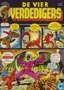 Bandes dessinées - Quatre Fantastiques, Les - De openbaring van Annihilus!