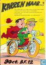 Comic Books - Suldaat Maffe - Van de regen in de drup!