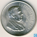"South Africa 1 rand 1967 (english) ""1st Anniversary - Death of Dr. Verwoerd"""