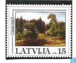 Lettischer Kunst