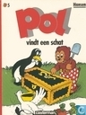 Bandes dessinées - Petzi - Pol vindt een schat