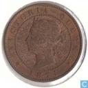 Île du Prince Édouard 1 cent 1871