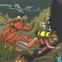 Suske en Wiske duiken