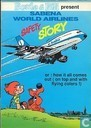 Boule & Bill presents Sabena World Airlines Safety Story or: How it all comes out (on top and with flying colors!)