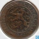 Curaçao 1 cent 1944