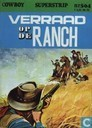 Comic Books - Lasso - Verraad op de ranch