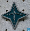 Koopmans Kookpudding (star) [blue]