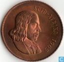 Afrique du Sud 2 cents 1965 (Afrikaans)