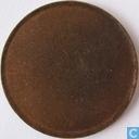 Penningen / medailles - Lege muntplaatjes (rondellen) - Rondel Nederlandse stuiver