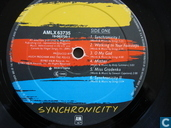 Vinyl records and CDs - Police, The - Synchronicity